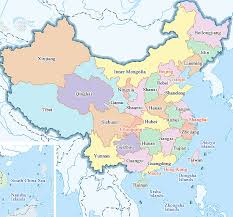 map of china map of china maps of city and province travelchinaguide