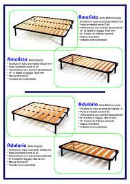 larghezza materasso singolo materassi dimensioni great letto per bambini in legno con