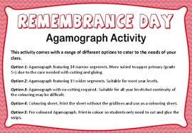 activity pack includes poppy making agamograph u0026 worksheet