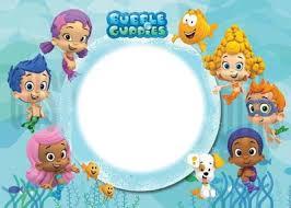photo montage bubble guppies pixiz