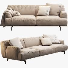 Poliform Sofa Poliform Sofa Seat 3d Max