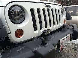 Jeep Led Lights Jeep Wrangler Led Headlights And Fog Lights Ijdmtoy Blog For
