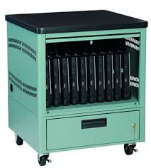 computer storage cabinet on casters for offices laptop depot