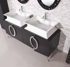 Unique Bathroom Sinks by Bathroom Astounding Bathroom Vanities With Dark Brown Wooden
