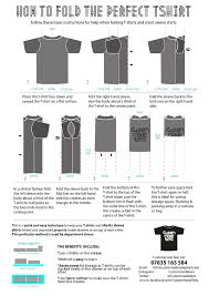 How to fold the perfect t shirt to save space