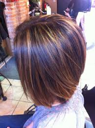 long bob hairstyles with low lights image result for highlights and lowlights for short brown hair