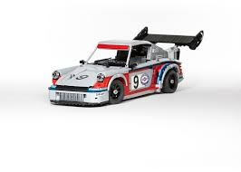 lego ford ranger porsche martini racing lego car collection