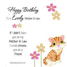 happy birthday quotes for your mother in law image quotes at