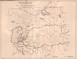 India Physical Map by Indian Subcontinent After 1900 Mcadd Pahar