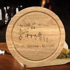 engraved cheese board personalise cheese board and knife gift set engraved in your