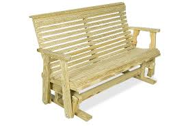 patio glider bench treenovation