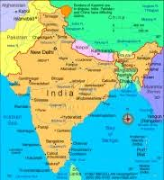 map of nepal and india how to fight monkeys delhi travel