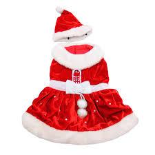 santa dress santa paws dog dress with same day shipping baxterboo