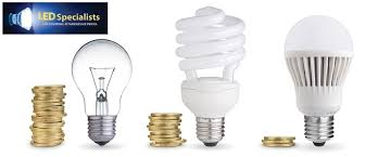 led specialists ltd led lights vs cfl vs incandescent lighting