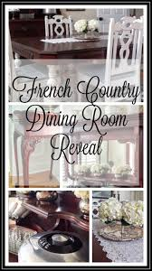 French Country Dining Rooms by French Country Dining Room Reveal At Home With The Ellingtons