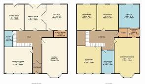 semi detached floor plans uncategorized semi detached house floor plan exceptional in
