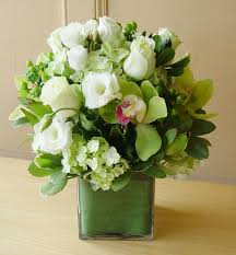 balloon delivery oakland ca white and green by apple blossom florist oakland florist