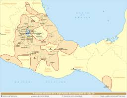 mayan empire map aztec inca sutori