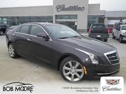cadillac ats offers specials and discounts at bob cadillac of edmond in oklahoma