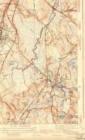 Mass Map Historic Stoughton Maps