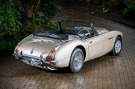 last car ever made the last big healey ever made joins cca sale auto addicts