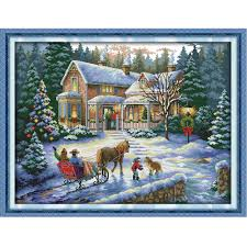 compare prices free christmas scenery shopping buy