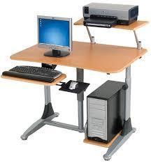 Left Handed Desk Ergonomic Desks Adjustable Sit Stand Office Tables
