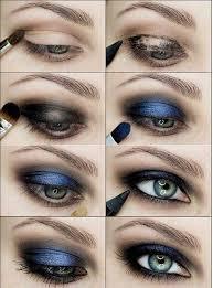 how to do smokey eye makeup