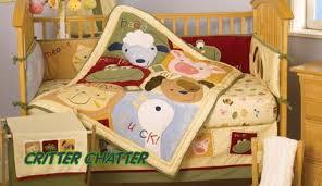 Farm Crib Bedding Farm Nursery Theme Baby Crib Bedding Sets Animals Cows Pigs Ducks