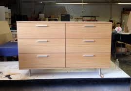 Bedroom Furniture Oak Veneer Wythe 6 In Rift White Oak Veneer With Grain Running Horizontal On