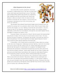ancient inca reading comprehension worksheets