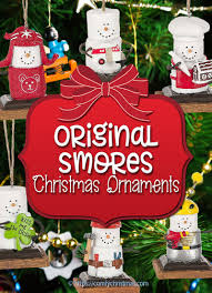 original smores ornaments 2017 cute collectible christmas ornaments