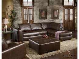 livingroom decoration ideas decor mesmerizing brown leather sectional sofa for living room