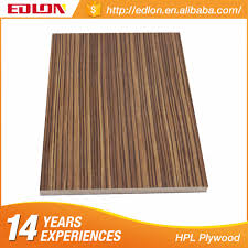 1220x2440mm plywood formica laminate sheet for using lacquer