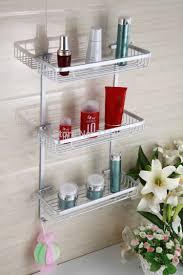 buy 3 layer bathroom corner shelf and get free shipping on