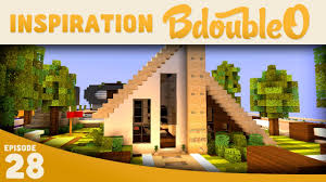 minecraft a frame modern house 2 inspiration w keralis youtube