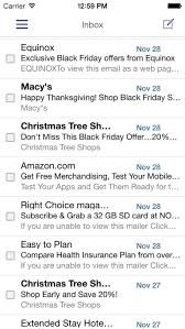 yahoo amazon black friday mailpod free email app for gmail yahoo and hotmail integrated