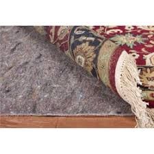 deluxe hard surface and carpet rug pad 5 u0027 round free shipping