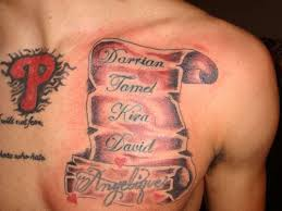 name tattoo designs for men tattoo love