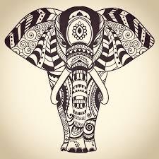 62 best elefantes images on elephant tattoos drawings