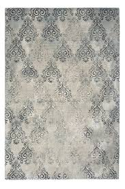 Cotton Chenille Rug Angel Anthracite Cotton Chenille Rug Noxu Home