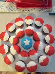the 25 best captain america birthday cake ideas on pinterest