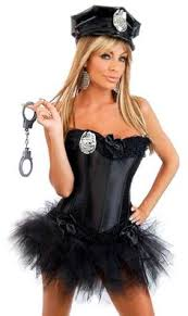 Sexiest Halloween Costumes Cops Cosplay Party Style Police Role Play Costumes Halloween