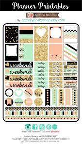 950 best planner stickers images on pinterest happy planner free planner printables gold glitter black