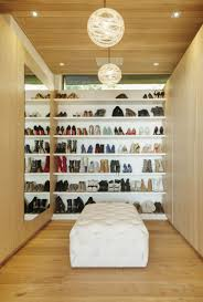 a walk in closet is a waste of space
