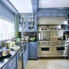 blue kitchen ideas cobalt accents country light classy dark