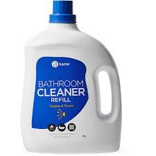 b home 4l bathroom cleaner tangelo u0026 thyme big w