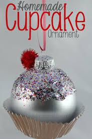 ornament cupcake a s take