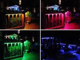 led rope lights on winlights deluxe interior lighting design