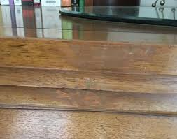 Repair Deep Scratch In Hardwood Floor - how to repair a deep scratches on the top of a maple wood dresser
